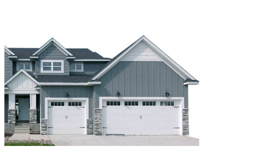 Blog stylish garage door